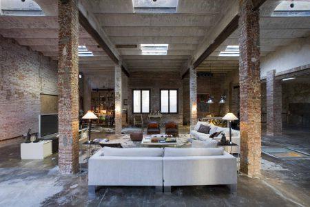 12proyecto-interiorismo-vivienda-loft-industrial-reciclaje-diafano-barcelona