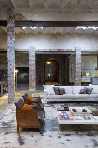 13proyecto-interiorismo-vivienda-loft-industrial-reciclaje-diafano-barcelona
