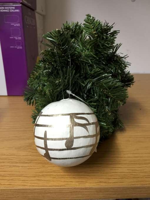 Bola de navidad grande para m y para mam - Bolas de navidad grandes ...