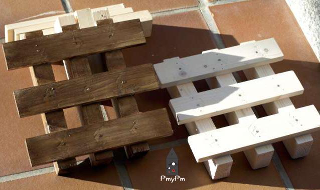Trabajando con madera